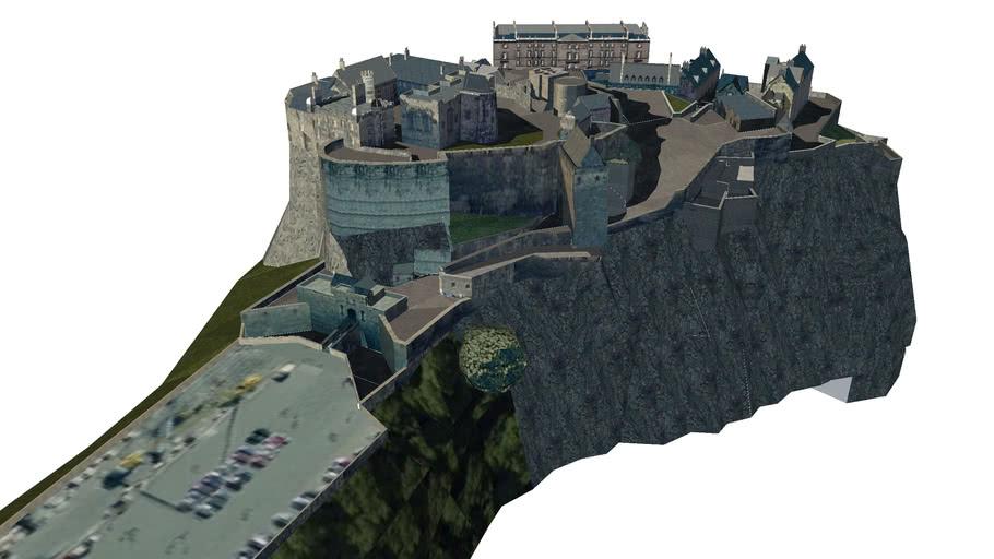 Edinburgh Castle (update- 2mb)