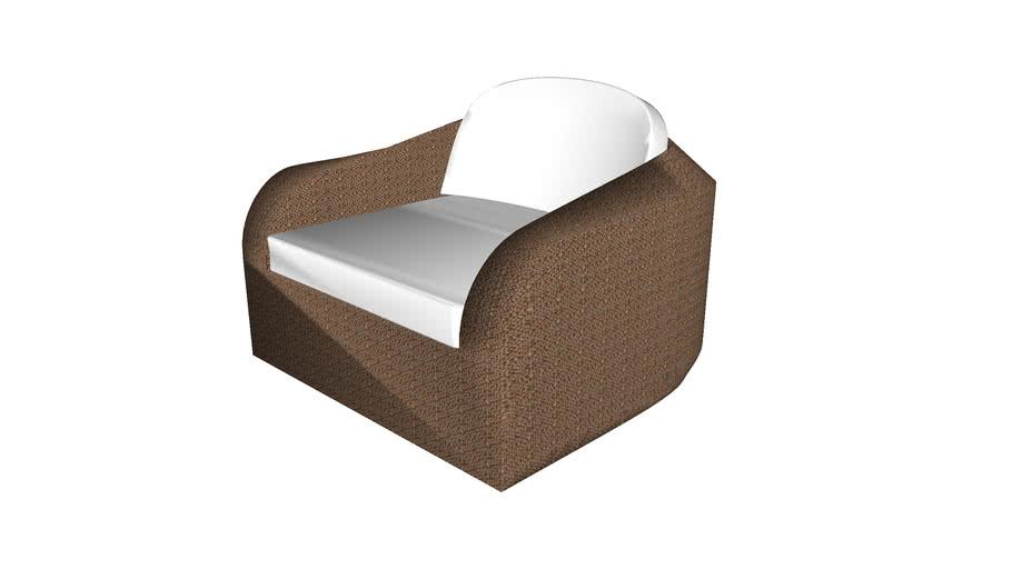 Capo Lounge Arm Chair