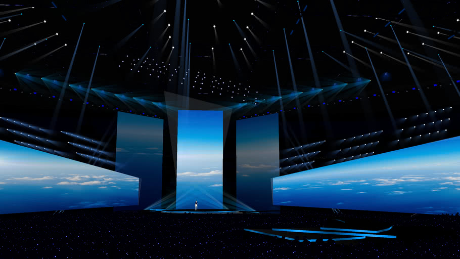 Eurovision Song Contest 2015 Stage