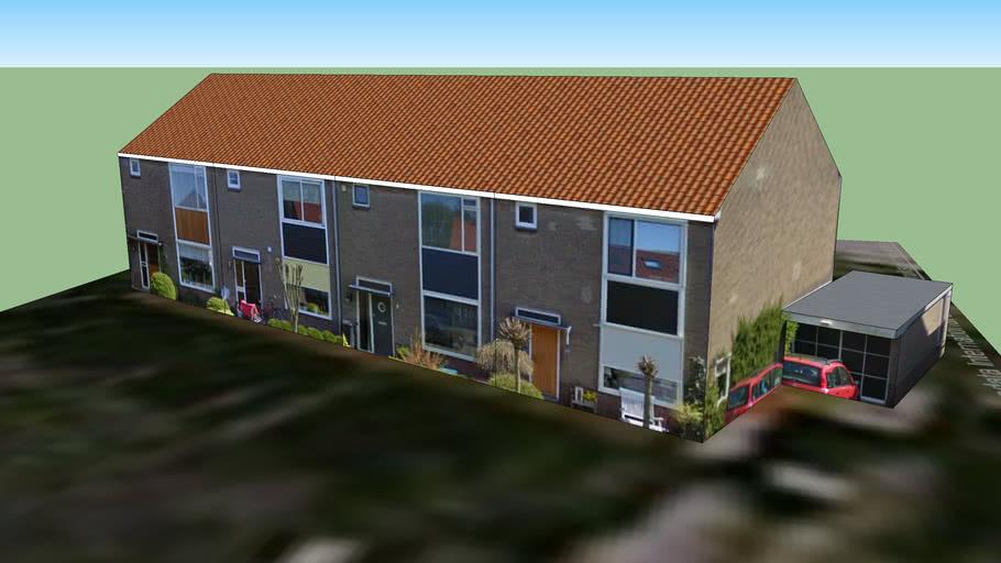 18-24, Bildzigt block, Bilthoven