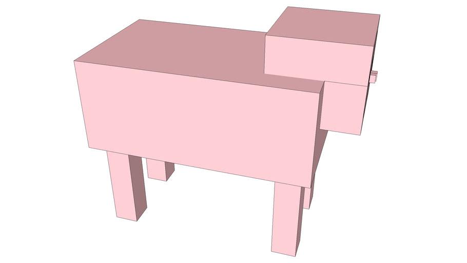 Minecraft Pig Rig