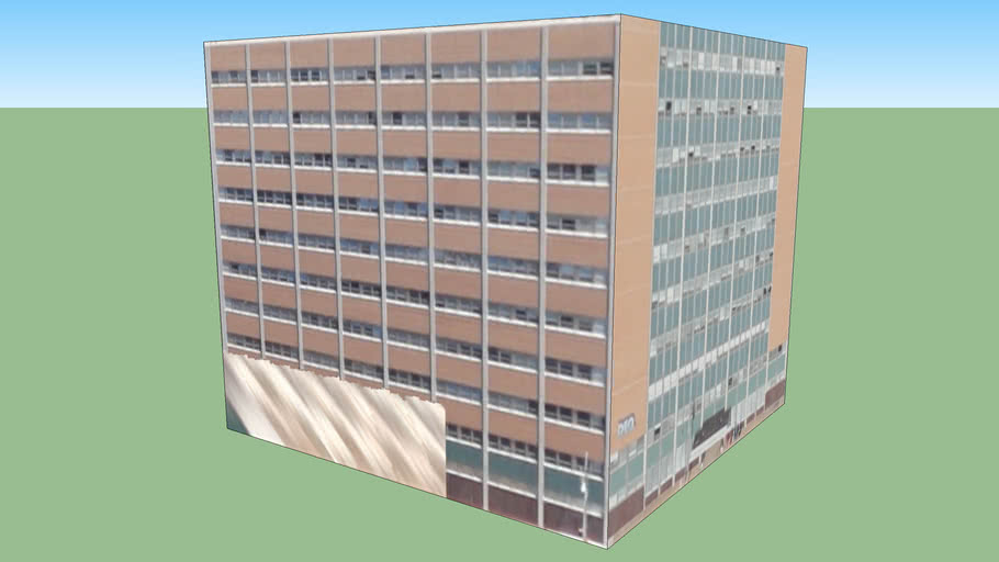 ODEQ Headquarters Building - Oklahoma City, Oklahoma