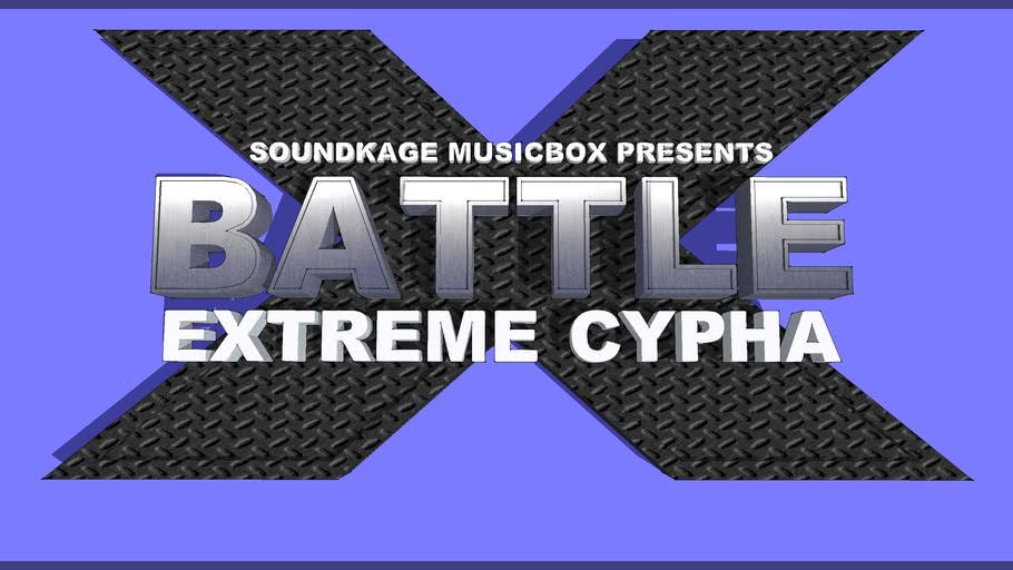 Battle X Extreme Cypha