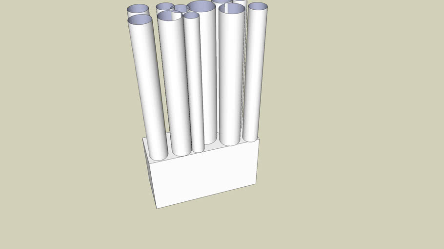 pack of cigarets