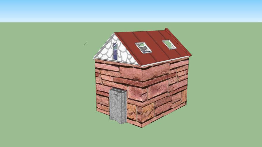 Маленький домик