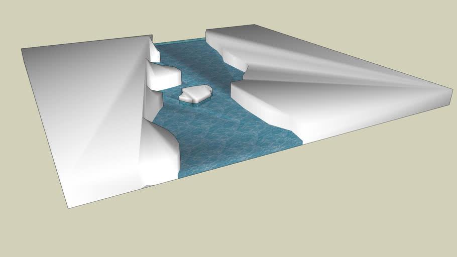 Artic terrain #1