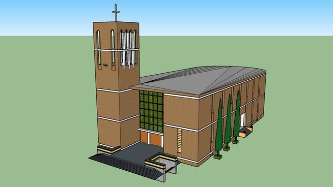 ITESO Templo la Paz