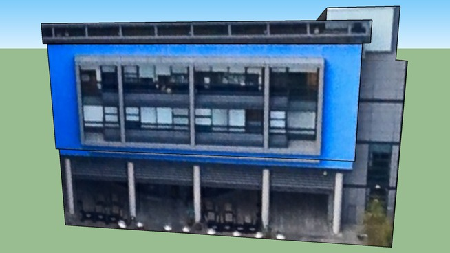 Bâtiment situé Édimbourg EH3 9NY, Royaume-Uni