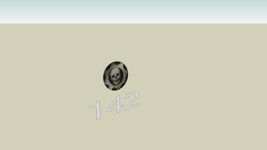 COG symbol and number 142