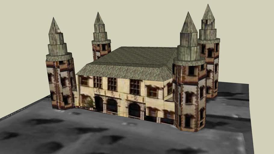 Pałac biskupów