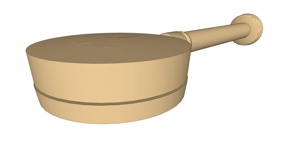 DOCOL - Chuveiro Technoshower ouro escovado 306672