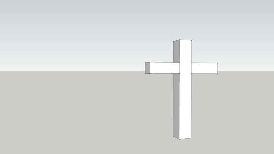 Memorial Garden Cross