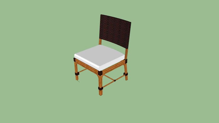 Cadeira Izmir sem braço