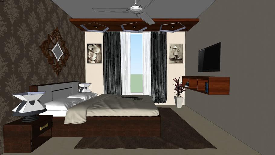 Bedroom Interior 3d Warehouse