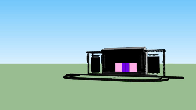 Stage for Joanne World Tour Concept (The Cure)
