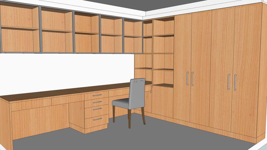 Systeam Furniture  系統櫃