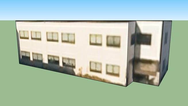 品川コンテナターミナルオフィス