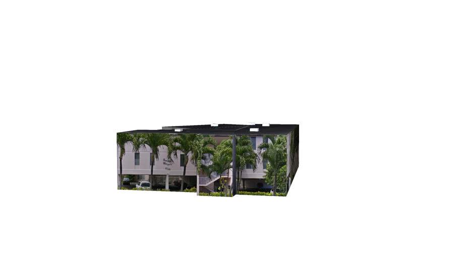 Edificio en Honolulu, Hawái, EEUU