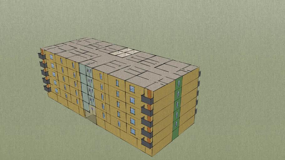Yasmin building