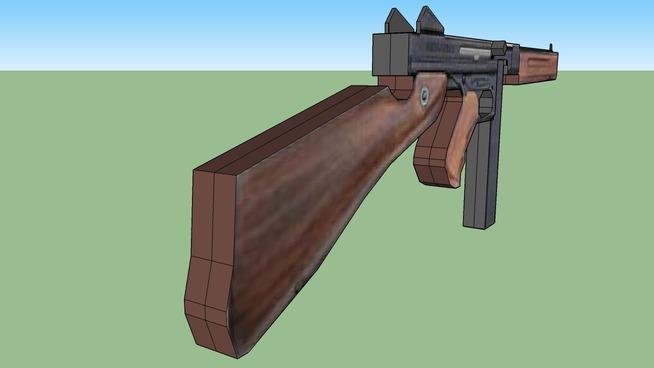 Lo-Res M1 Thompson