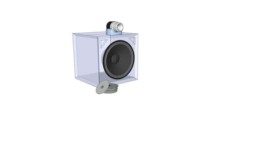 Loudspeaker Acryl