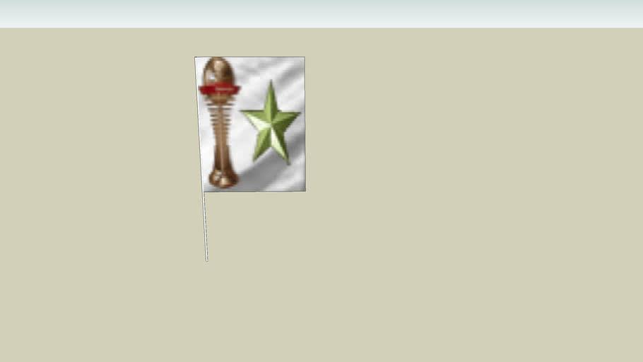 bandera de lanus