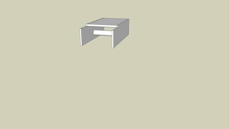 Closet Pole and Shelf
