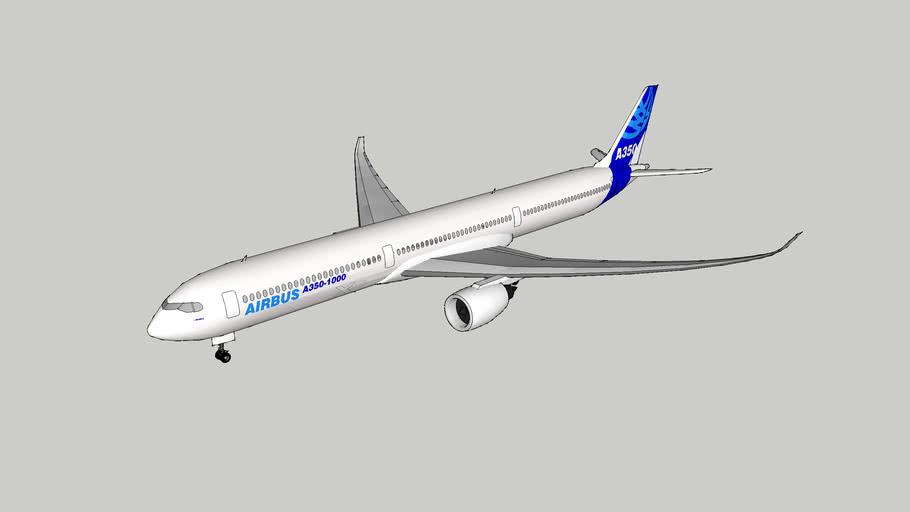 Airbus A350 WXB -1000