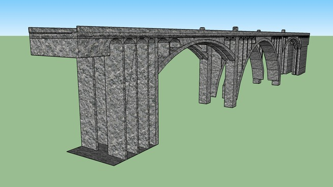 The Monroe Street Bridge