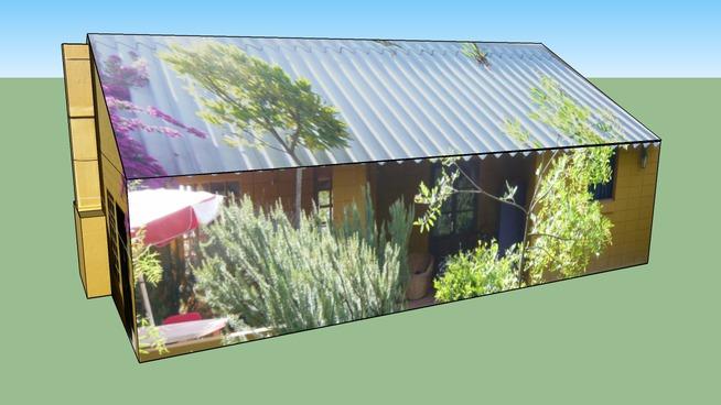 La casa mostaza
