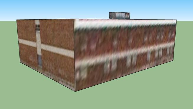 圣路易斯, 密苏里, 美国的建筑模型