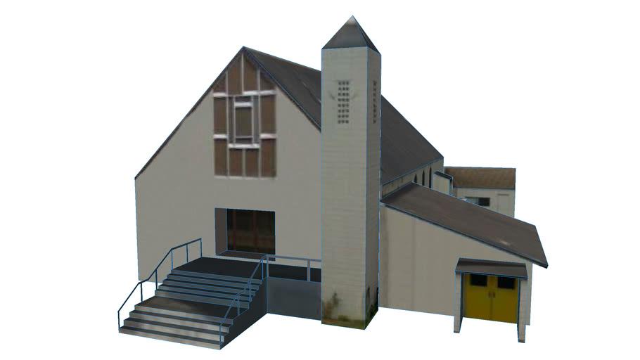 St Philip the Apostle Church in Sacramento, CA, USA