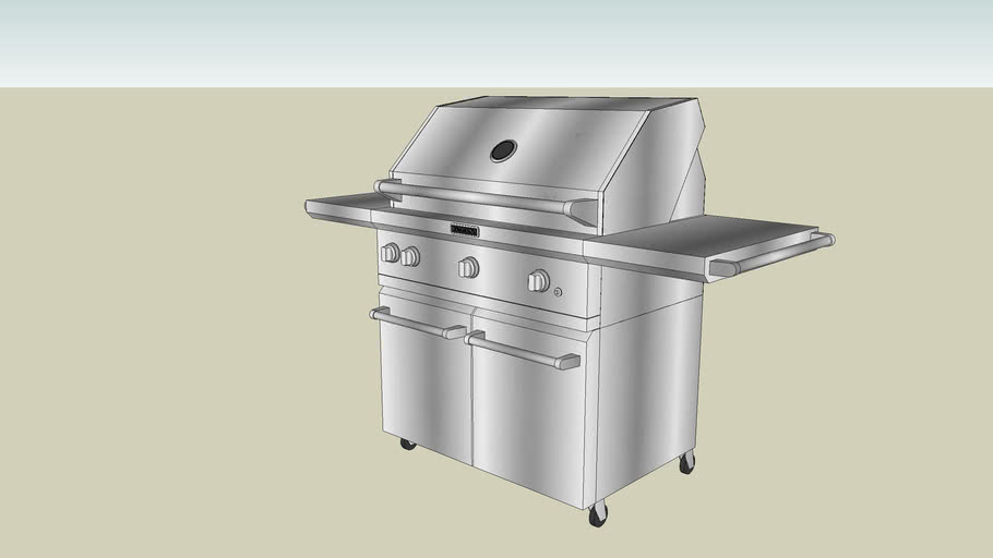 KFRU361VSS - KitchenAid Outdoor 36 In. Width |82.5K Total BTUs |Even-Heat™ System