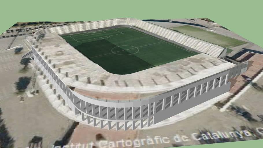 Camp de futbol de l'Hospitalet