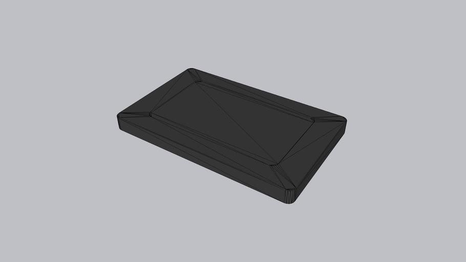 Samsung Galaxy Tab E 8.0 VESA 100 VidaMount Secure Tablet Enclosure