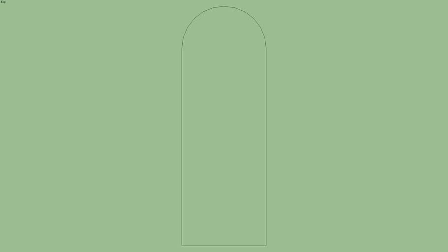 door arch