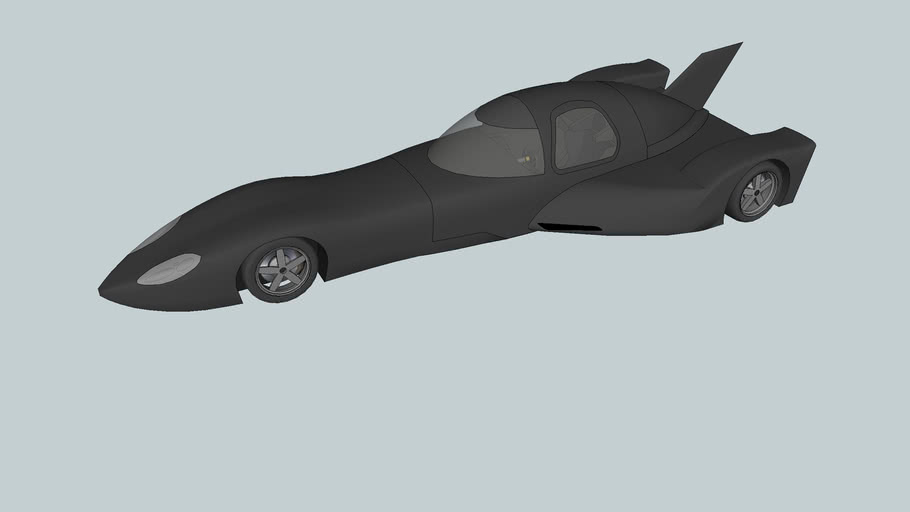 Delta Wing Coupe