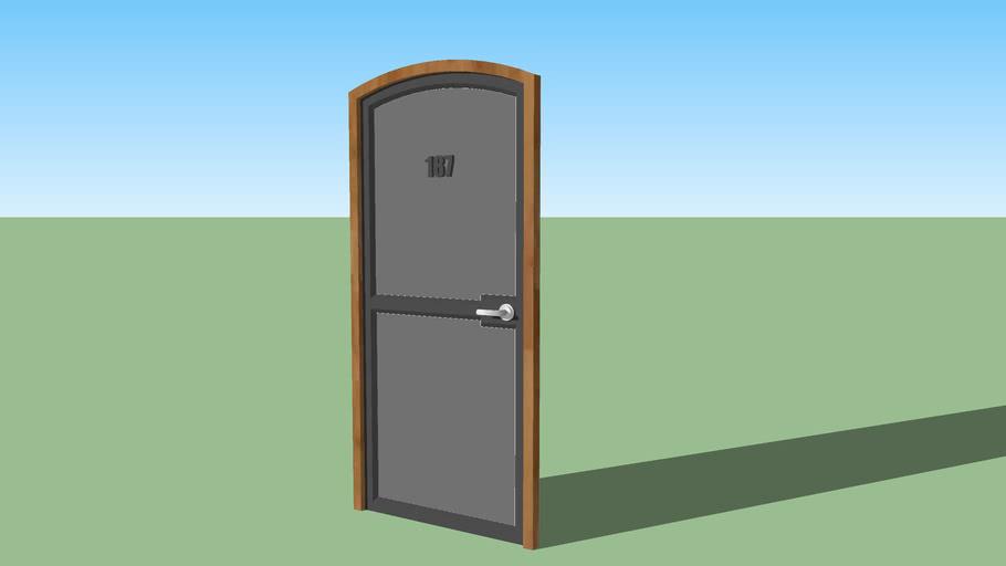 Nice Wooden Door