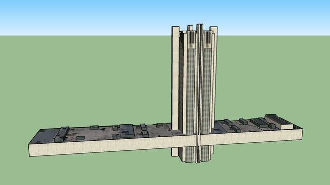 высотные здания на проспекте Вернадского (2)