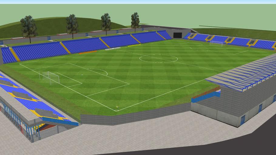 Estadio Municipal Pedro Alfarjarín (Arreglado los fallos y actualizado)