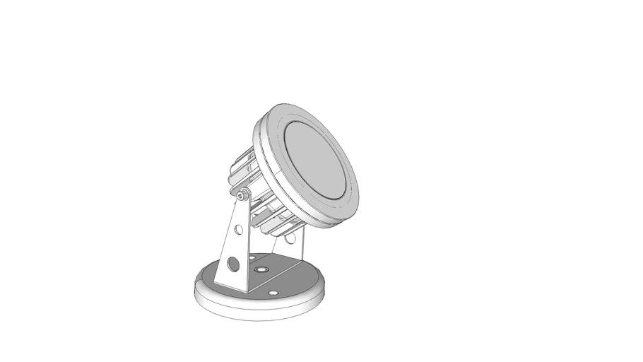 Projetor Externo FLAT - Interlight