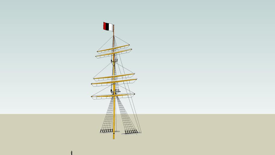 better windjammer mast