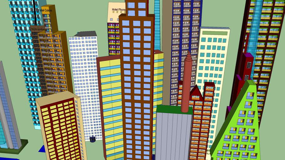 Skyscraper City UPDATE V2.0