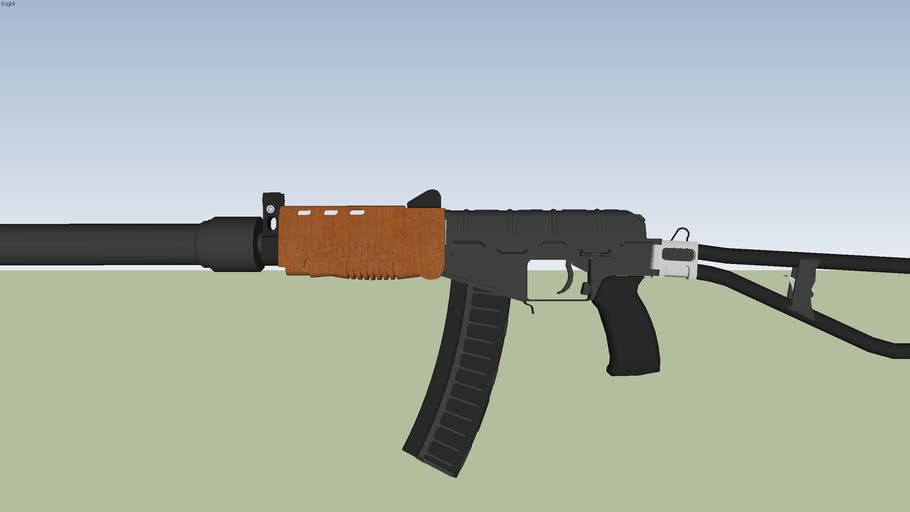 AEK902 But for you zack is a AS-Val