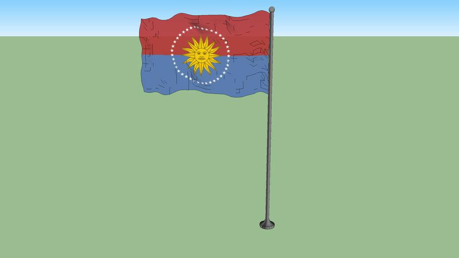 Flag of San Jose Department