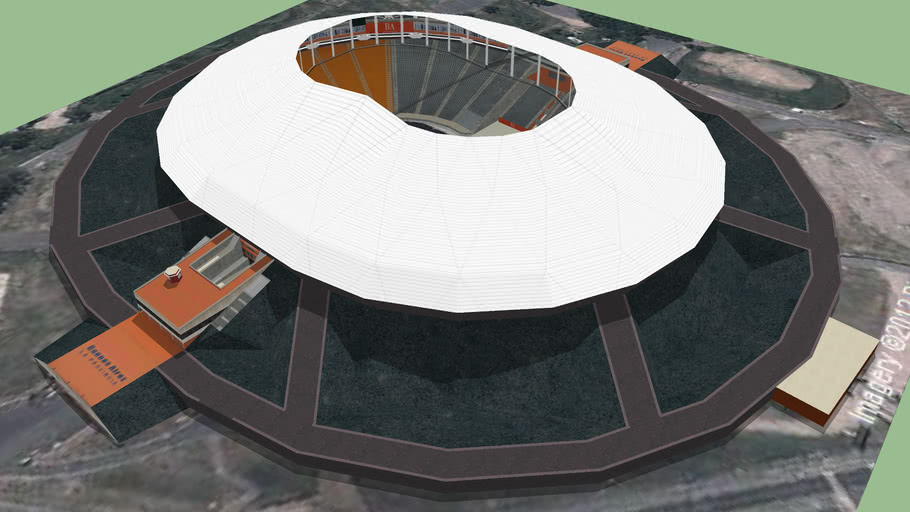 Estadio Ciudad de La Plata (La Plata, Buenos Aires, Argentina)