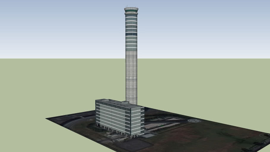 Suvarnabhumi Air Traffic Control Center
