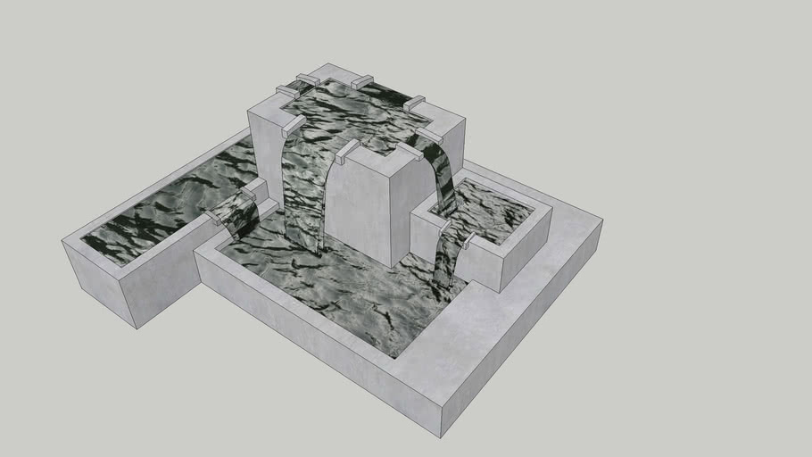 268. Fountain Dai phun nuoc