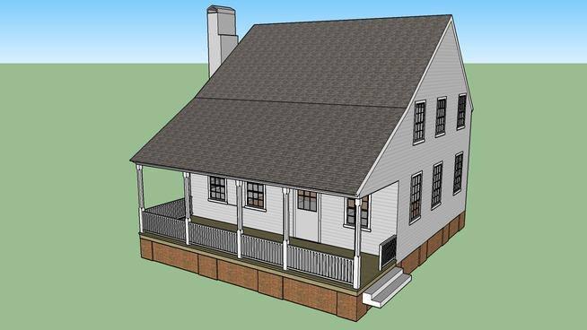 Jesse Piver House (Beaufort, N.C.)