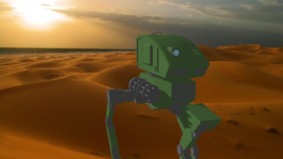 desert grasshopper (DSG-3)